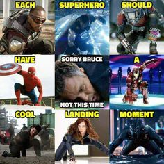Tagged with funny, memes, marvel, avengers, dump; Shared by Marvel Dump Part 3 Funny Marvel Memes, Dc Memes, Marvel Jokes, Avengers Memes, Hulk Memes, Hulk Funny, Marvel Films, Marvel Vs, Marvel Dc Comics