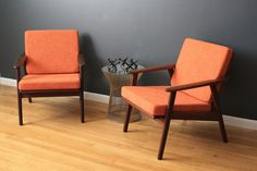 MIDCENTURY MODERN FINDS, great chairs