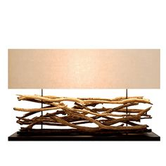 Dimensions:Base X Natural Aged sticks Console Lamp, Comes with Natural Coarse Linen shade W X L X D; whole Lamp is Tall. SKU-ID: Categories: Coastal Home Coastal Floor Lamps, Coastal Light Fixtures, Coastal Chandelier, Coastal Lighting, Wood Chandelier, Wood Lamps, Outdoor Lighting, Pendant Lighting, Nautical Lamps