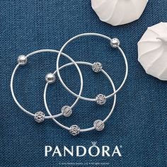 PANDORA Midland Park Mall is the first PANDORA Jewelry concept store in Midland, Texas. We offer PANDORA charms, bracelets, rings, earrings and necklaces. Pandora Bracelets, Pandora Jewelry, Pandora Charms, Pandora Essence Collection, Midland Park, Bracelet Designs, Silver Charms, Bangles, Bling