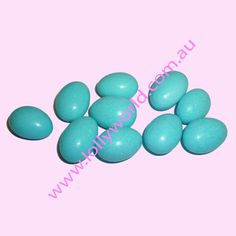 Wedding Chocolates and Sugared Almonds. Bonbonnieres and lolly buffets are easy at Lollyworld a World of Lollies. Wedding Chocolates, Lolly Buffet, Almonds, Sugar, Blue, Almond Joy, Almond