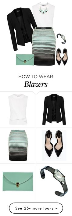 """""""outfit 2943"""" by natalyag on Polyvore featuring Topshop, Missoni, Rose Pierre, maurices, Boohoo, Zara and ANGEL COURT"""