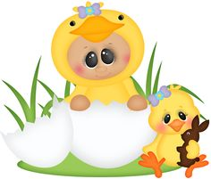 CH B *✿* DCC-Easter-ific,