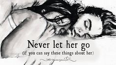 If you find yourself relating to all of them, then by all means men… Never Let Her Go (If You Can Say These Things About Her) Let Her Go Quotes, Go For It Quotes, Love Quotes, Getting To Know Someone, If You Love Someone, Relationships Love, Relationship Advice, Abusive Relationship, Deep Questions To Ask