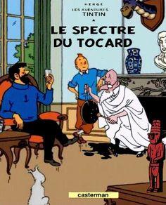 Les Aventures de Tintin - Album Imaginaire - Le Spectre du Tocard