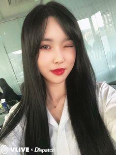 South Korean Girls, Korean Girl Groups, Gfriend Yuju, Cloud Dancer, Latest Music Videos, V Live, G Friend, Extended Play, Pop Group