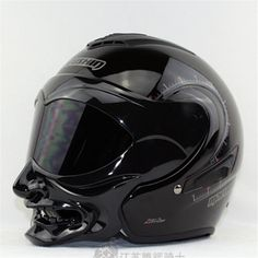 1c6215e9c1e Genuine white and black gas Marushin helmet motorcycle helmet samurai helmet  half face double lens marushinC609