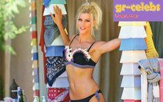 Ελληνίδες Celebrities : Η Βάσω Κολλιδά σε μία sexy φωτογράφιση (vol.2)