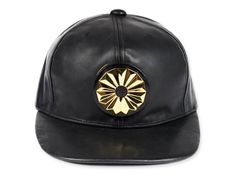 "AMBUSH ""Suncrest Leather"" Strapback Cap"