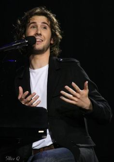 Josh Groban - the crooner
