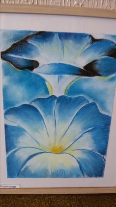 Flower (inspirated by O´Keeffe)