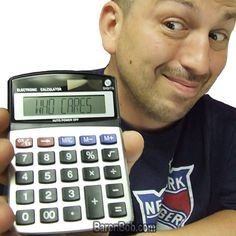 Crazy Calculator $9.95