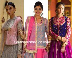rajasthani rajputi poshak blouse designs