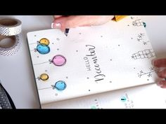Bullet Journaling For Beginners | Introduction - YouTube