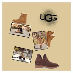 """""""The New Classics With UGG: Contest Entry"""" by bxsic0karo on Polyvore featuring Mode, UGG und ugg"""