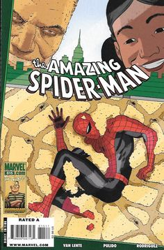 The Amazing Spider-Man # 615 Marvel Comics Vol 1