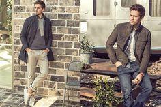 Olzen Spring/Summer 2016 Men's Lookbook | FashionBeans.com