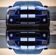 Bad-ass Ford Mustang #mustangvintagecars