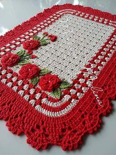 How to Knit Fruit Citrus Slices with Free Pattern + Video Crochet Carpet, Knit Or Crochet, Crochet For Kids, Baby Blanket Crochet, Crochet Baby, Doily Patterns, Knitting Patterns, Crochet Patterns, Crochet Table Mat