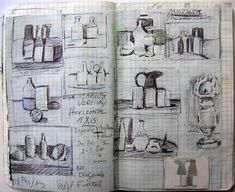 morandi drawings - Google Search
