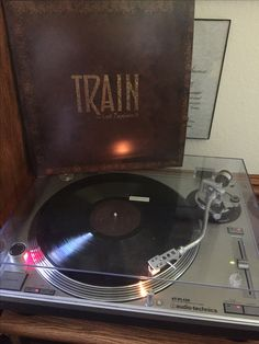 """Train - Does Led Zeppelin II    All proceeds from this album went to the """"Family House"""", an organization that provides temporary housing to families of low-income children who are receiving treatment at the University of California San Francisco Benioff Children's Hospital.  This is # 01931 of the limited release.  Released June 3, 2016."""