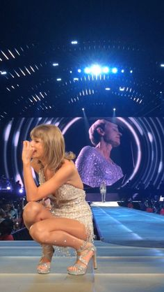 TSWIFTDAILY | Taylor Swift | 1989 Wold Tour | Staples Center | Los Angeles, CA. | August 24, 2015. | Night 3 | With Ellen Degeneres