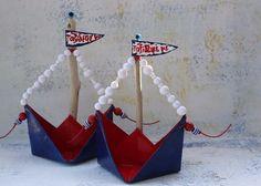 Marina loves paper boats στο Craftito.gr