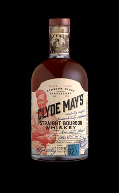 Back in the day you had to know a guy who knew a guy who knew the man, a genuine Lawless bootlegger who produced this stuff illegally in Alabama in the mid 20th century. We're not making this up, Clyde was the man!