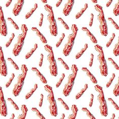 Bacon pattern #Bacon #BaconLover #pattern