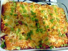 I got a hankering for some enchiladas the other day and they've been treating me right ever since! I can't get enough of these little bundles of goodness! The best part, as always, they are super easy, super adjustable to your tastes AND SUPER LOW COST! Total Recipe cost: $10.32 Servings Per Recipe: 10 (1...Read More
