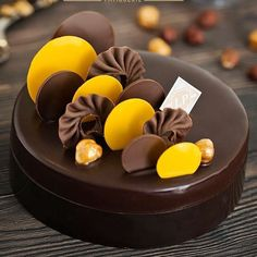 Beautiful Entremet in Kolkata India By 👉 By👉 By👉 Fancy Desserts, Small Desserts, Desserts For A Crowd, Homemade Desserts, Chocolate Garnishes, Chocolate Desserts, Chocolate Cake, Homemade Chocolate, Dessert Recipes