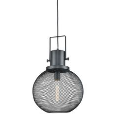 Metal mesh forms the distinctive, globe shade on this Mic Drop single-light pendant, making it resemble an old-style inverted microphone. The fixture's edgy, industrial vibe is continued with the metal frame fitter and Oil Rubbed Bronze finish. Bronze Pendant, Light Pendant, Pendant Lighting, Modern Farmhouse Lighting, Mic Drop, Elk Lighting, Metal Mesh, Bronze Finish, Oil Rubbed Bronze