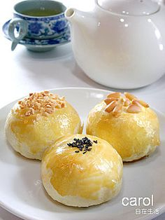 Lotus seed paste moon cakes - Carol comfortable life - Yahoo! Xtra Blogs