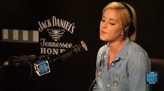 Maggie Rose Performs Say Something On The Bobby Bones Show