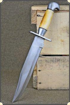 Details About Vintage Sheriff Fixed Blade Knife Solingen