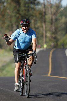 Cyclist, Rider, Biking, Sport, Bike