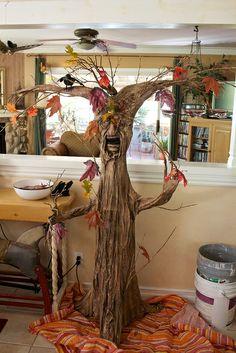 Idea pic - haunted tree