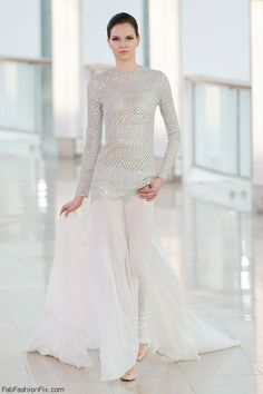 Stéphane Rolland Haute Couture spring/summer 2015 collection