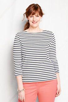 c536aaf361d39 Women s Plus Size Knit Tops   Tees