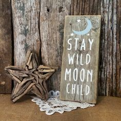 stay wild moon child two