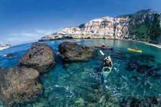 Experience wilderness paddling just 40 miles south of Santa Cruz, California, in Channel Islands National Park Most Beautiful Images, Beautiful Places To Visit, Great Places, Popular Holiday Destinations, Spring Break Destinations, Vacation Destinations, Channel Islands National Park, Plitvice Lakes National Park, Smoky Mountain National Park