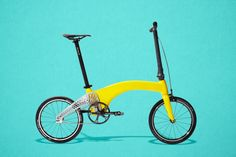 The Hummingbird Bike is the lightest folding bike in the world at only 6.5 kg, making it great for commuters and for going in the car or on a plane.