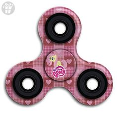 Fidget Spinner Toy Hand Spinner Camouflage My Little Pony For Adult And Kids -Perfect For ADD,ADHD,and Anxiety - Fidget spinner (*Amazon Partner-Link)