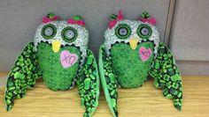 St Paddys owls