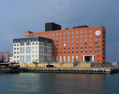 Image 2 of 8 from gallery of Spotlight: Aldo Rossi. Photograph by Wikimedia user Wiiii (licensed under CC BY-SA Aldo Rossi, Building Drawing, Brick Architecture, Built Environment, San Francisco Skyline, Exterior, Gallery, Fukuoka Japan, 25 November