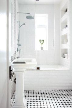 Les 24 meilleures images de Niche de douche | Idée salle de ...