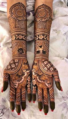 Most beautiful and Remarkable Henna designs for women - Sensod - Create. Most beautiful and Remarkable Henna designs for women. Wedding Henna Designs, Peacock Mehndi Designs, Engagement Mehndi Designs, Latest Bridal Mehndi Designs, Full Hand Mehndi Designs, Henna Art Designs, Dulhan Mehndi Designs, Beautiful Henna Designs, Mehandi Designs