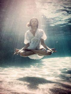 We support and protect Aqua Yoga Instructors!