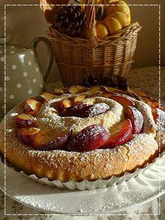 Kouzlo mého domova: Tunýlkový koláč s mákem a blumami