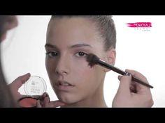 Burcu Gözde: HD Krem Allık ile Pratik ve Doğal Uygulama Nasıl Yapılır? - Makyaj Trendi - YouTube